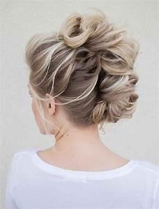 Coiffure Mariage Invitée : top 50 des coiffures adopter un mariage pour tre l ~ Melissatoandfro.com Idées de Décoration