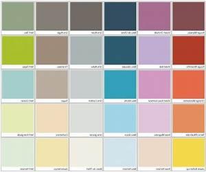 Peinture Murale Couleur : palette de couleur bleu ~ Melissatoandfro.com Idées de Décoration