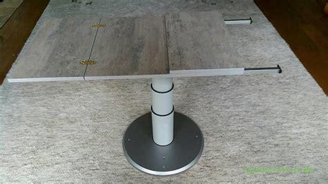 Tisch Zum Klappen by Tisch Zum Klappen Alu Tisch Fritz Berger Und 4 Cing