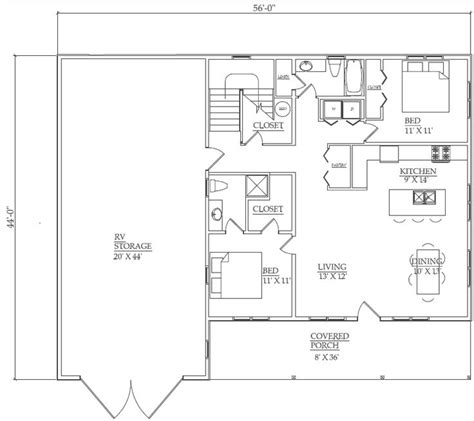 pole barn home floor plans with garage pole barn home floor plans the sweet home home layout