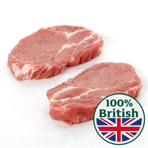 boneless pork shoulder morrisons morrisons boneless pork shoulder steaks typically 325g product information