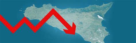 dopo la crisi sicilia poverissima lisola  corre