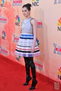 Hailee Steinfeld in Dior Couture at the 2015 iHeartRadio ...