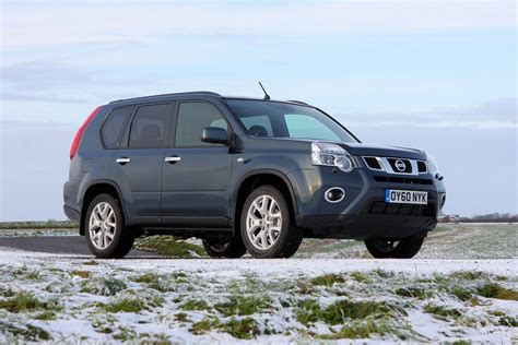 Nissan X Trail Picture by Nissan X Trail Station Wagon 2007 2014 Running Costs