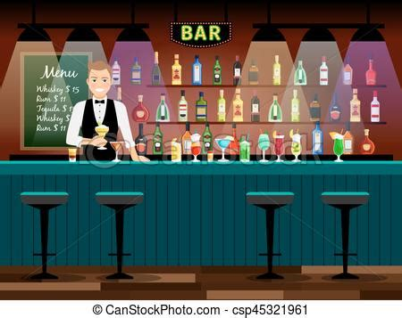 Bar Clipart Pub Clipart Bar Counter Pencil And In Color Pub Clipart