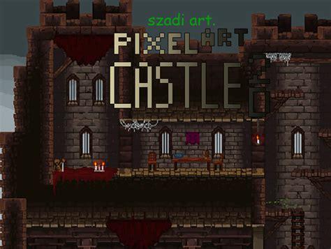 pixel castle   szadi art