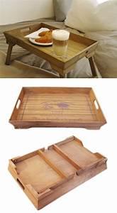 Tisch Klappbar Holz : betttablett fr hst ck tisch knie tablett serviertablett vintage shabby landhaus ebay ~ Orissabook.com Haus und Dekorationen