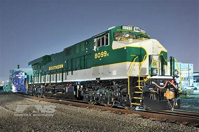 Southern Norfolk Heritage Locomotives Rail Railway Locomotive