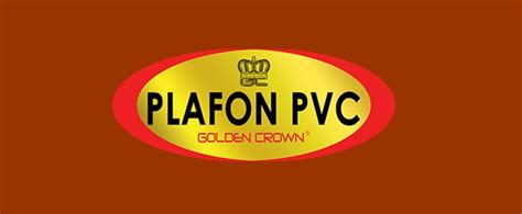 plafon pvc golden crown
