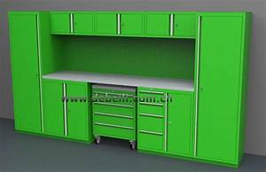 Meuble Rangement Garage : meuble rangement garage made crotoy ~ Melissatoandfro.com Idées de Décoration