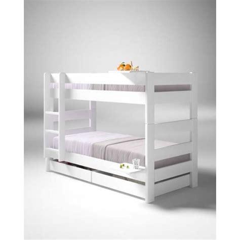 lits superpos 233 s dominique hauteur 149 cm dissociables le