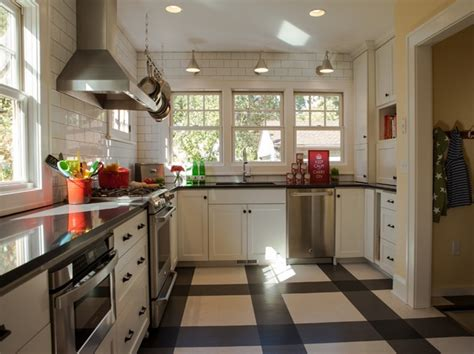 linoleum flooring minneapolis top kitchen flooring options that can make your design pop