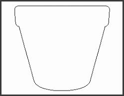 Download Flower Vase Printable Templates Gif