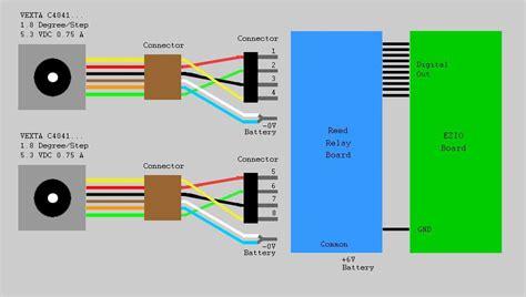 Vexta Stepper Motor Wiring Impremedia