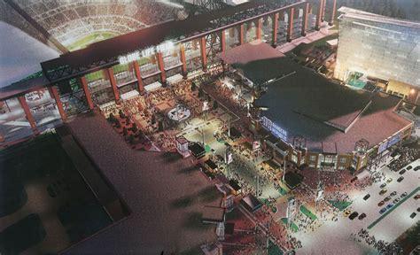 Rangers unveil renderings of new Globe Life Field, set to ...