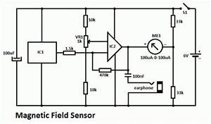 index 4 sensor circuit circuit diagram seekiccom With the hall effect switch is a electronic circuit whichemits a voltage