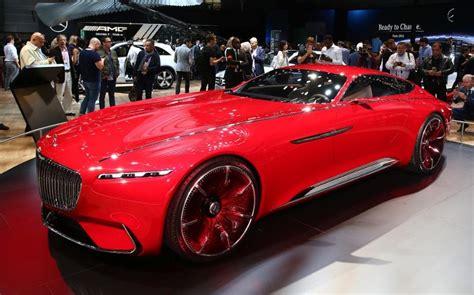 paris motor show    cars including mercedes