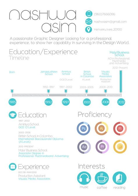 pin by style resumes on graphic resumes graphic design