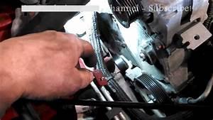 Timing Belt Replacement Dodge Journey Sxt 2009 2010 3 5l