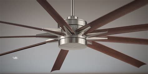 high efficiency ceiling fan odyn 84 quot large ceiling fan by fanimation