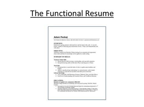 Unrelated Work History On Resume by Resume Writing
