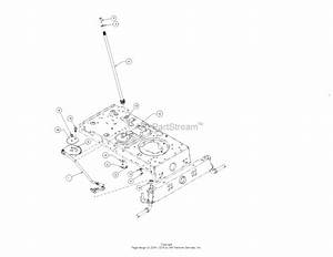 Mtd 13w878st031 Lt 4600  2016  Parts Diagram For Steering