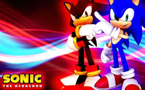 Sonic the Hedgehog as Shadow