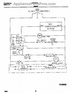 Parts For Frigidaire Frt21nrgw0  Wiring Diagram Parts