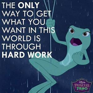 Disney Quote - Princess & The Frog | Quotes & Quizes ...