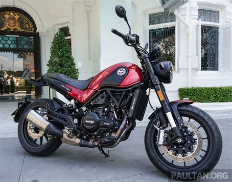 Leoncino Image by 2018 Benelli Leoncino Now In Malaysia Rm29 678