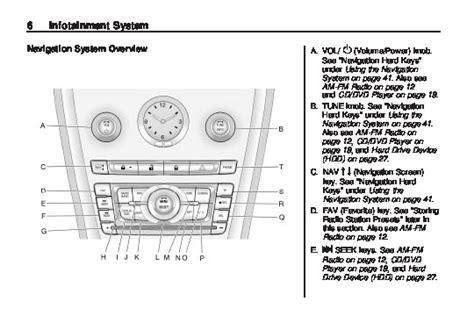 car repair manual download 2009 cadillac srx navigation system 2010 cadillac srx navigation system manual