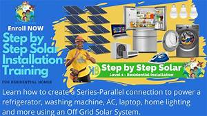 How To Connect Solar Panels