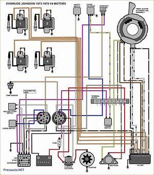 1978 Evinrude Wiring Diagram 26060 Netsonda Es
