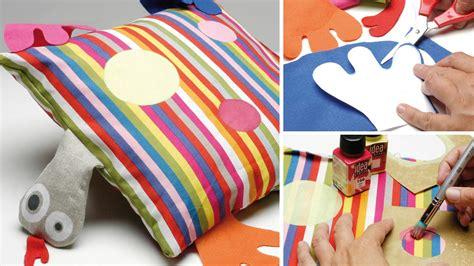 Idee Cuscini Fai Da Te Cuscini Fai Da Te Come Realizzarli Colorati E Allegri
