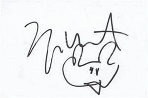 30 Cool Celebrity Signatures (Know, Practice And Have Fun