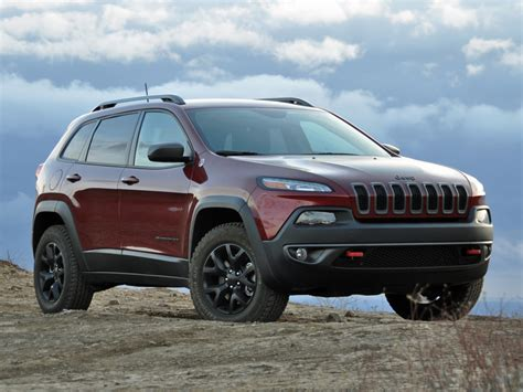 red jeep 2016 new 2015 2016 jeep cherokee for sale cargurus