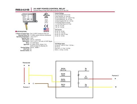 Switch Wire Diagram For Furnace by How Do I Connect Two Furnaces To Run One Thermostat