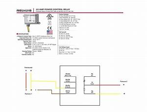 Electric Furnace Relay Wiring Diagram