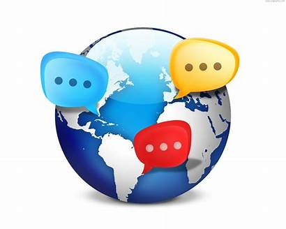 Icon Social Network Global Psd Icons Clipart