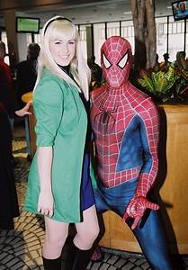 Pics For > Gwen Stacy Costume