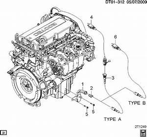 Chevrolet Aveo Engine Oil Heater  Connector  Lock