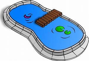 Pond Clip Art at Clker.com - vector clip art online ...