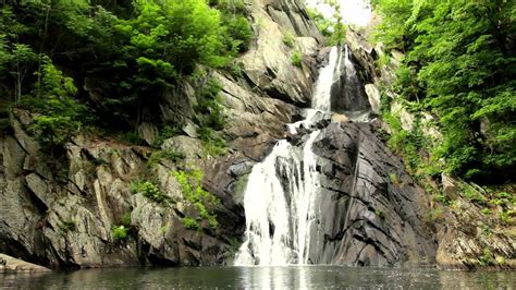 Waterfall Picture Hd by High Falls Waterfall Relaxing Hd 1080p Nature