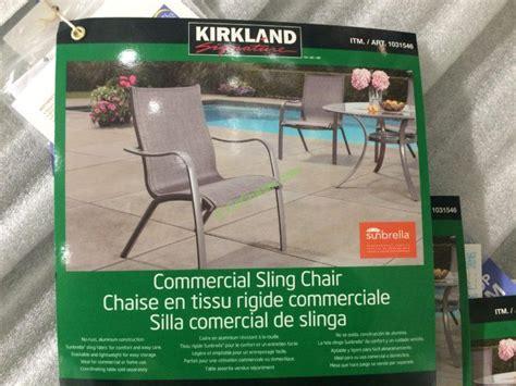 Kirkland Braeburn Patio Furniture by Kirkland Signature Patio Furniture Modern Patio Outdoor