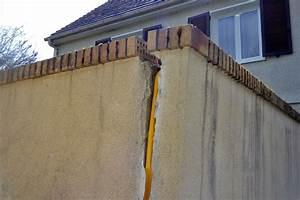 Peinture Pour Mur Extérieur : peinture pour mur ciment exterieur r parer les fissures ~ Dailycaller-alerts.com Idées de Décoration