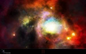 Space Dust II by asmode on deviantART