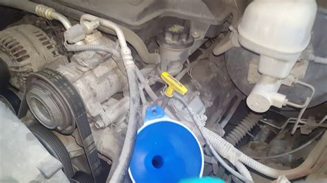 electric power steering 1997 dodge ram 1500 seat position control 2006 dodge ram 1500 4x4 5 7 drain and refill power steering system youtube