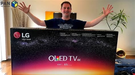 lg   oled tv review unboxing  wall mounting