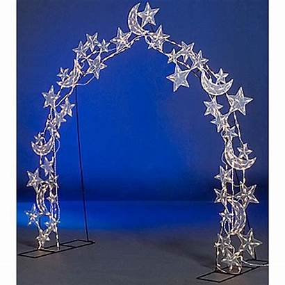 Star Arch Moon Starry Prom Stars Wire
