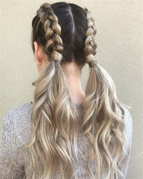 Cool Braided Hairstyles For by 41 Braided Hairstyles For Summer 2019 Stayglam